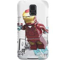 Lego Iron Man Samsung Galaxy Case/Skin