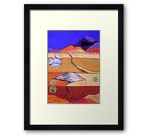 Cry of the Curlew Framed Print