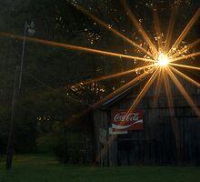 Coke Barn by Amanda Jordan