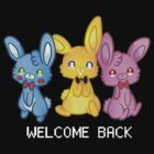 Five Nights At Freddy's 3 Welcome Back by Ambercatlucky2
