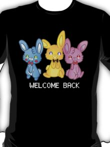 Five Nights At Freddy's 3 Welcome Back T-Shirt