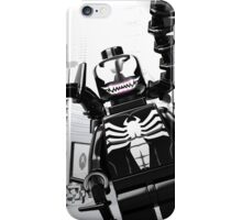 Lego Venom in the city iPhone Case/Skin