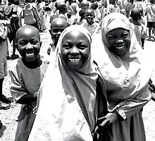 Ugandan Sisters by carlacarlacarla
