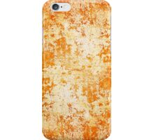 Artistic background. texture of old plaster ( stucco ) iPhone Case/Skin