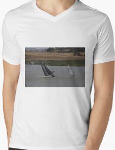 2014 Milang to Goolwa Pt.3 Mens V-Neck T-Shirt