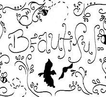 BeautifulScribble by haewee
