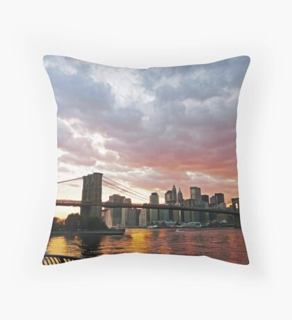 ATTACHMENTS Throw Pillow