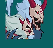 Blood Moon Kalista ! by Roes Pha
