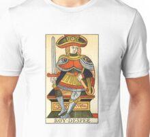 King Of Swords Unisex T-Shirt