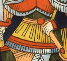 King Of Swords Sticker