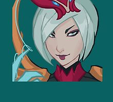 Blood Moon Elise by Roes Pha