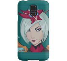 Blood Moon Elise Samsung Galaxy Case/Skin