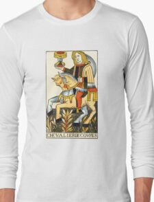 Knight Of Cups Long Sleeve T-Shirt