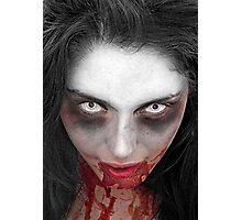Zombie Shuffle Photographic Print
