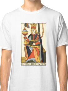 Queen Of Cups Classic T-Shirt