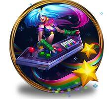 Arcade Sona by ExoDaHuntar