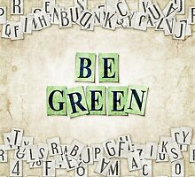 Be green by Sergieiev