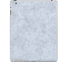 Weathered wall , grunge seamless background iPad Case/Skin
