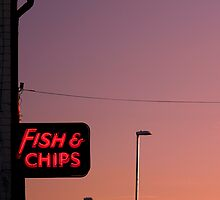 Fish and Chips by richbos
