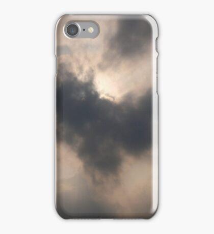 Heart in the clouds iPhone Case/Skin