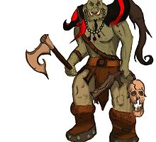 Orc by Frodman