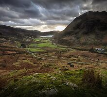 Snowdonia National Park by leightoncollins