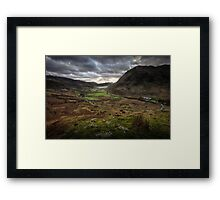Snowdonia National Park Framed Print