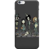 Burtons of oz iPhone Case/Skin