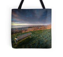 Swansea city south Wales Tote Bag