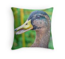 My Mate Bill Throw Pillow