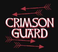 CRIMSON GUARD sigil with arrows fanart 2 by jazzydevil