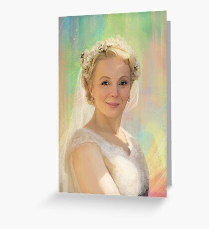 Mary Watson - II Greeting Card