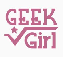 Geek Girl with pi One Piece - Long Sleeve