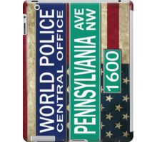 World Police iPad Case/Skin