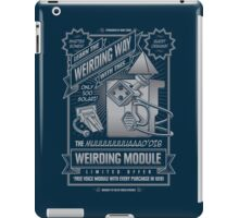 Weirding... iPad Case/Skin