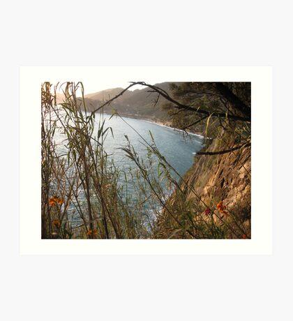 Le Cinque Terre, Liguria Art Print
