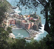 Vernazza, La Cinque Terre by Kymbo