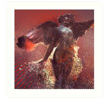 You Are My Angel Art Print
