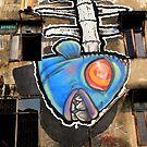 Street Art: global edition # 67 by fenjay