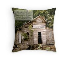 Faithful--to ALL generations! Throw Pillow