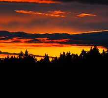 KOOTENAI SUNSET by kotybear