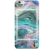 The 1975 Paint Swirl iPhone Case/Skin