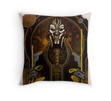 Tarot Card - Adrien Victus Throw Pillow