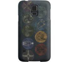 Skyrim City Seals Samsung Galaxy Case/Skin