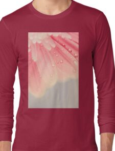 baby pink Long Sleeve T-Shirt