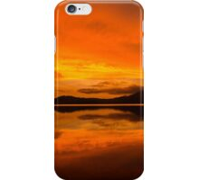 Wyaralong sunset iPhone Case/Skin