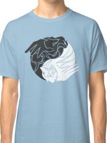Reshiram & Zekrom Classic T-Shirt