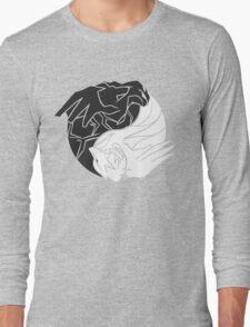 Reshiram & Zekrom Long Sleeve T-Shirt
