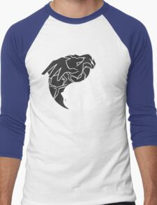 Reshiram & Zekrom Men's Baseball ¾ T-Shirt