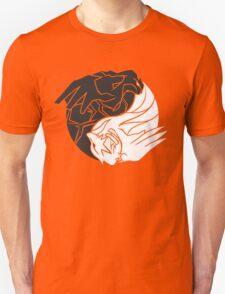 Reshiram & Zekrom Unisex T-Shirt